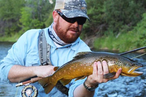 Best fly fishing guides in utah utah fishing guides for Best fishing in utah
