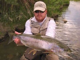 February 2013 for Panguitch lake fishing report